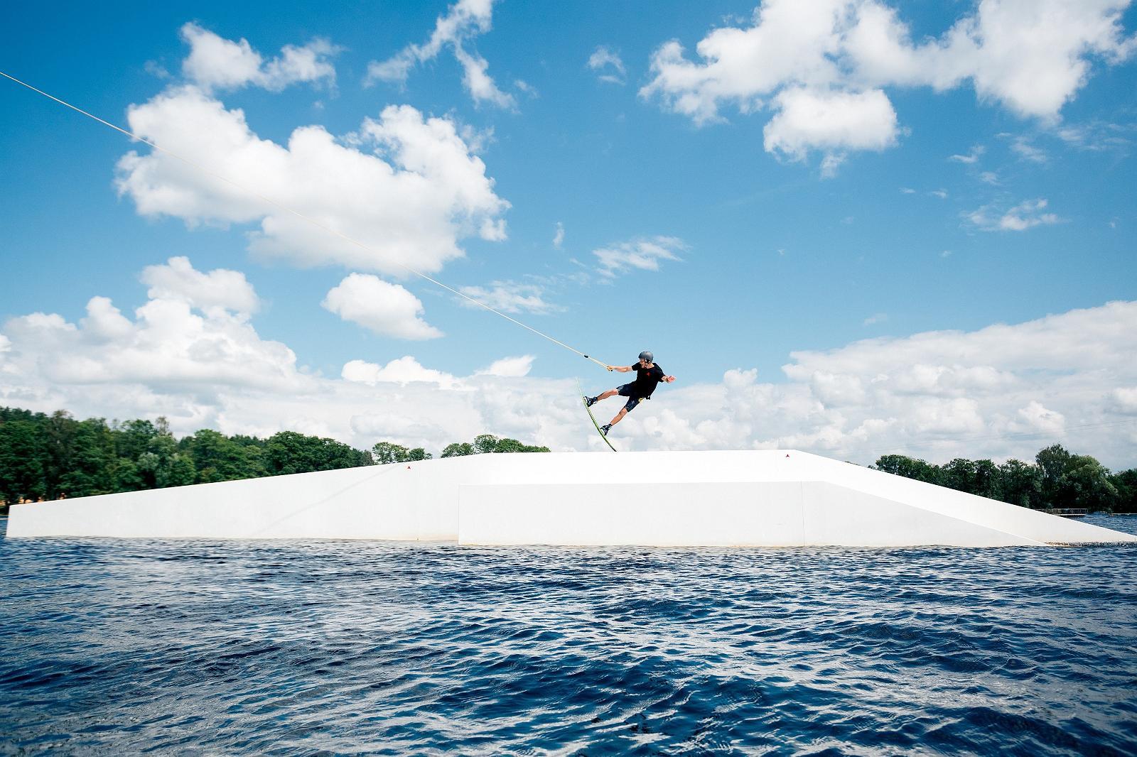 WPark Kamari järvel